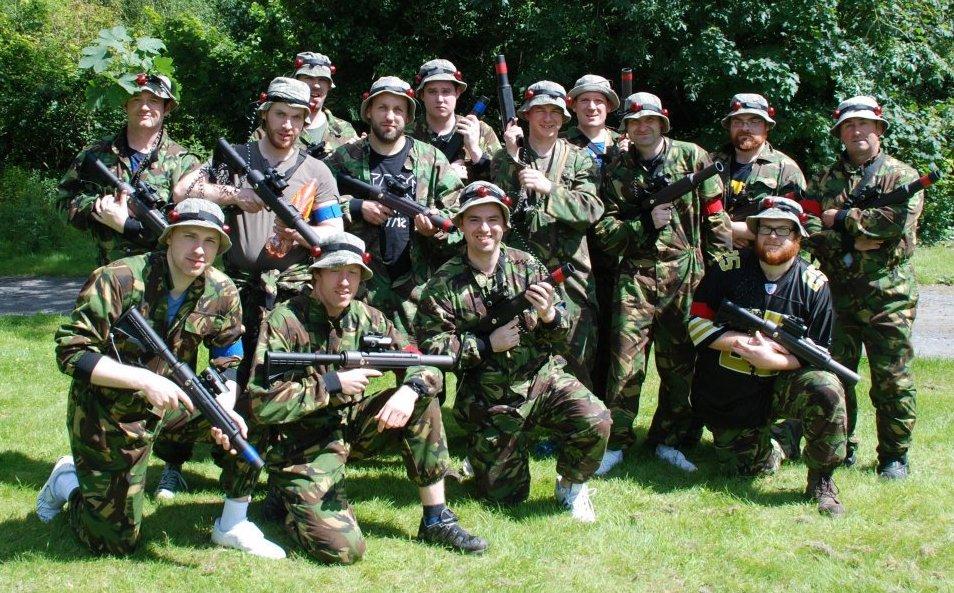 Laser Combat Kilkenny
